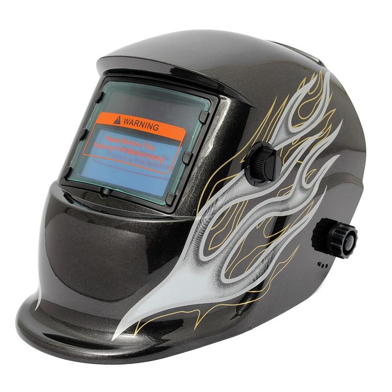 Automatyczne spawanie kask maska do spawania automatyczne spawanie tarcza do spawania mig tig ARC elektryczna maska spawalnicza/kaski do spawarki