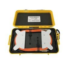 500M 50/125 MM OTDR Dead Zone Eliminator,Fiber Rings MM Multimode Fiber Optic OTDR Launch Cable Box