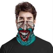 Bicycle 3D Magic Headband Neck Warmer Cycling Face Mask Bike Head Scarf Bandana Scarves Animal Masks for Outdoor Sports