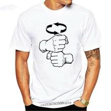 Men T shirt Coffee - ASL - Sign Language - Coffee Lover funny t-shirt novelty tshirt women