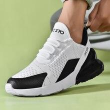 Buty do biegania dla mężczyzn dorosły Athletic maksymalny rozmiar 35-46 amortyzacja Outdoor Breath Fitness Sneaker buty sportowe Deportivas Hombre męskie