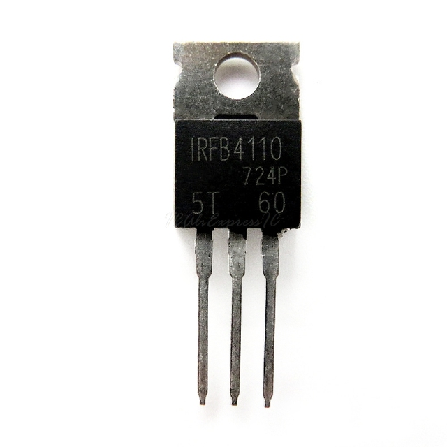 50 pièces/lot IRFB4110PBF TO220 IRFB4110 B4110 TO 220 nouveau transistor MOS FET en Stock