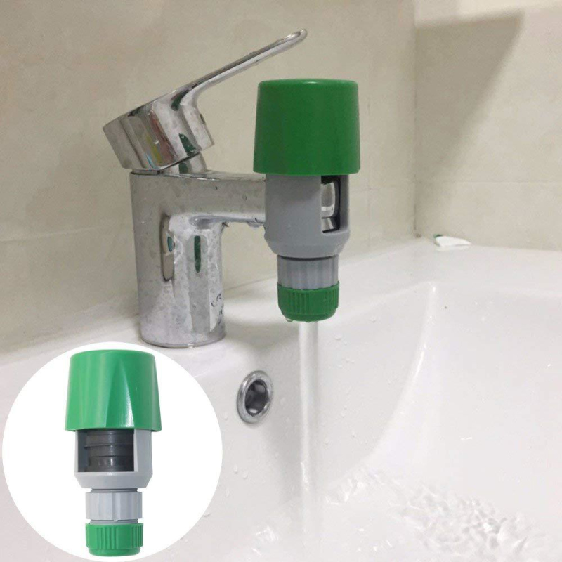 Kitchen Faucet Adapter Bathroom Basin Water Hose Thread Tap Faucet Connector For Garden Outdoor Indoor Dropshipping