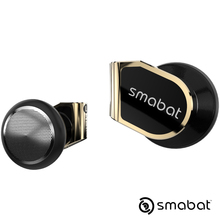 Smabat ST 10s Ear Hook Flagship Earbud HIFI Metal Earphone 15.4mm Dynamic Driver Detachable MMCX Cable ST10 ST10s M2Pro Turandot