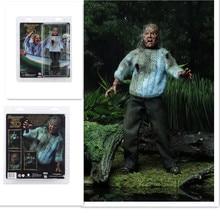 NECA figuras de acción de viernes 13, 13 ° aniversario, Jason Mother, muñeco de PVC, 18cm