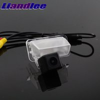 Liandlee Car Rear View Camera For Toyota Corolla E170 Levin 2013~2015 Night Vision Reversing Camera Car Back up CAM HD CCD