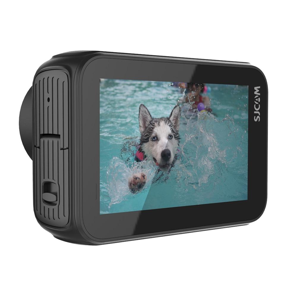Image 5 - В наличии! Спортивная видеокамера SJCAM SJ9 Series SJ9 Strike SJ9 Max, водонепроницаемая Экшн камера 4K с гироскопом, 2,4G, Wi FiЭкшн-камеры    АлиЭкспресс