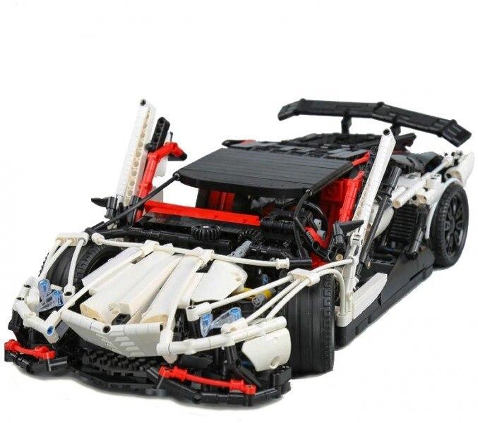 Designer Lepinblocks 23006 Lamborghini Aventador LP 720-4-Technic Compatible With Lego 3918 LN-23006