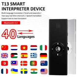Intelligent Translator Voice Synchronous Translation Machine For Multi-language Timely Translation
