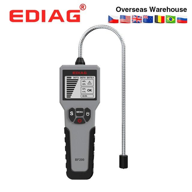 EDiag – testeur de liquide de frein pour voiture, outil de test numérique, BF 200, BF200, adapté pour déterminer le liquide de frein, vente directe, bf 100