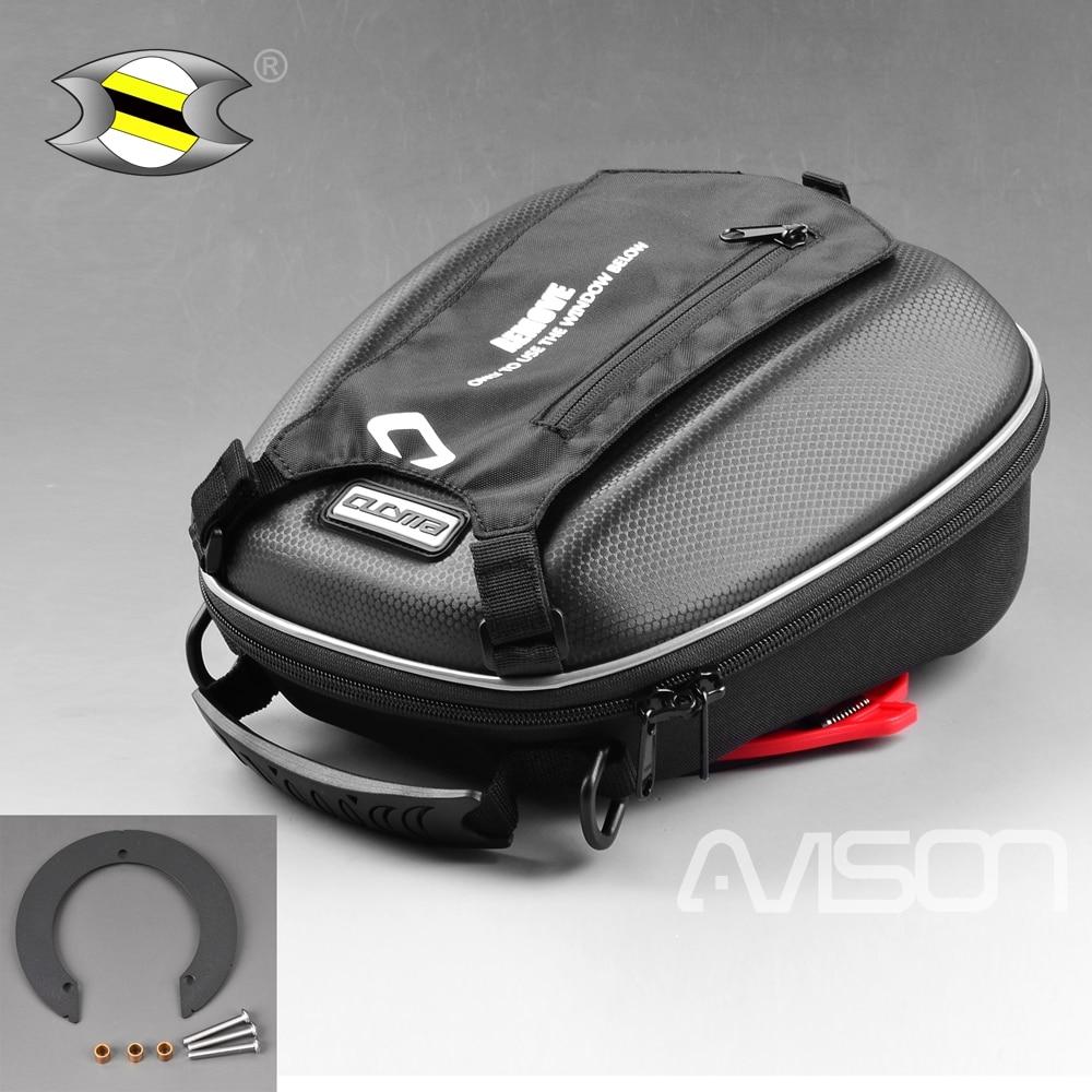For  FZ1 Fazer 1000 06-15 YZF R1 1000 09-12 XT 1200Z Super Tener 10-15 Motorcycle tank bag Mobile Navigation Bag tankbag