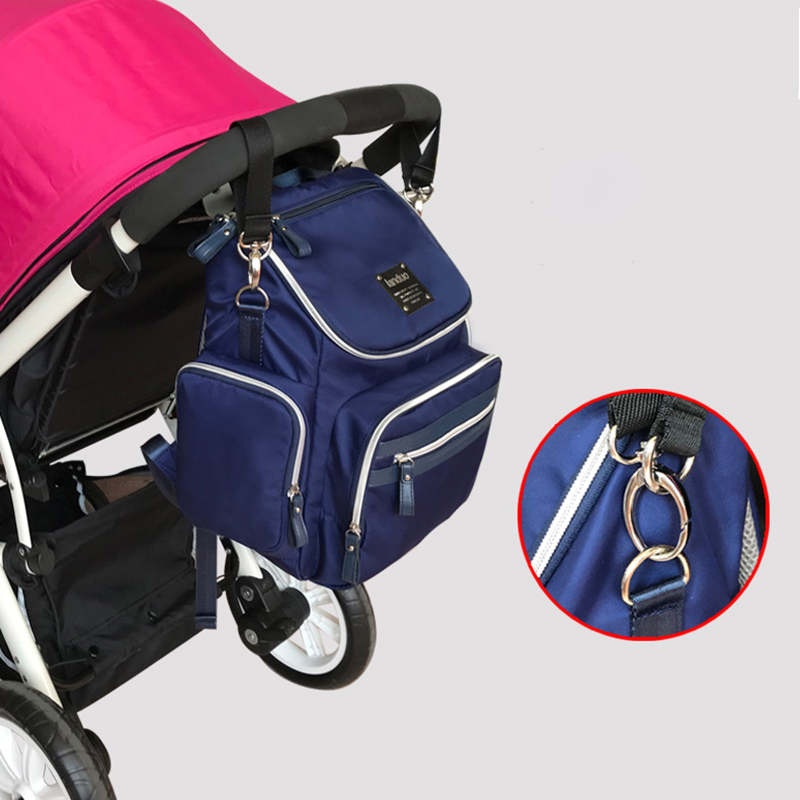 Baby Bags Maternity Bags Baby Nappy Bag Waterproof Mummy Bag For Stroller Multifunction Baby Care Travel Bag BFY028