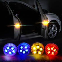LED coche de apertura de puerta luces de advertencia para renault arkana duster logan 2 kaptur sandero laguna 2 kangoo megan 3(China)