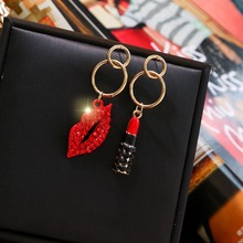 Ladies Korean Bohemia Fashion Luxury Gold Long Tassel Earrings Geometric Pendant Wedding Jewelry new ladies long pendant metal tassel earrings fashion jewelry personality geometric ladies earrings pendant jewelry