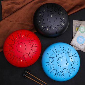 Глюкофон (17,5 см/11 нот/7 цветов) + 2 палочки + сумка