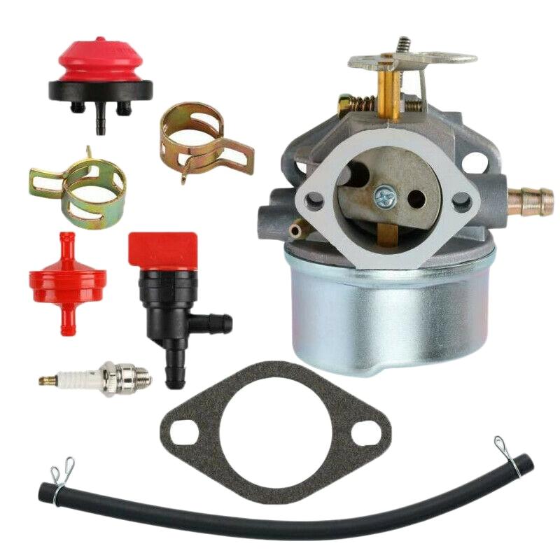 Carburetor Carb Kit Snowblower Parts for Tecumseh 8HP 9HP 10HP 640349 640052|Carburetors| |  - title=