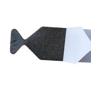 Image 3 - 10PCS Car Wrap Vinyl Suede Felt Cloth Film Edge Fabric For Card Squeegee Scraper Car Tools No Scratch Protector D26