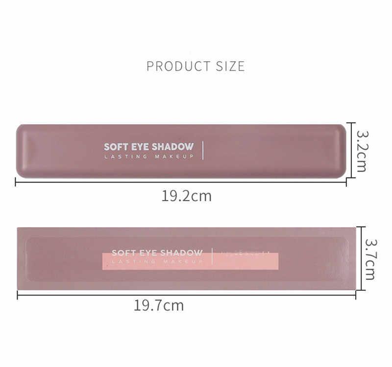 3 סוגים Pearlescent צלליות צבעים מט מרקם צלליות לטווח ארוך משיי אבקת מעורפל איפור גליטר EyeShado