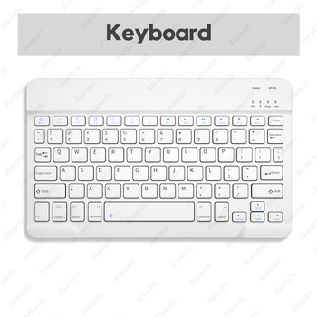 Tablet Wireless Keyboard For iPad Pro 2020 11 12.9 10.5 Teclado, Bluetooth Keyboard Mouse For iPad 8th 7th 6th Air 4 3 2 mini 5 11