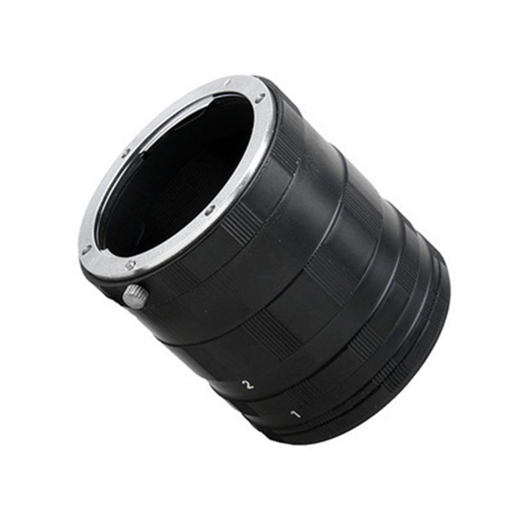 Camera Adapter Macro Extension Tube Ring For Canon d7000 d7100 d5300 d5200 d5100 d5000 d3200 d3100