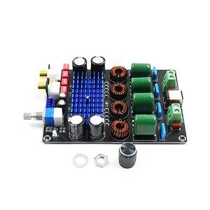Image 2 - KYYSLB 12 24V ハイパワー 100 ワット * 2 TPA3116D2 デジタルパワーアンプボード XH M590 ホームオーディオアンプボードステレオ音質