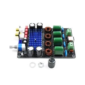 Image 2 - Kyyslb 12 24 v 고전력 100 w * 2 tpa3116d2 디지털 전력 증폭기 보드 XH M590 홈 오디오 증폭기 보드 스테레오 음질
