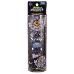 Takara Tomy Beyblade Burst Metal Fusion Toupie B-110 Spinning Top Attack  with Launcher Kids Gifts
