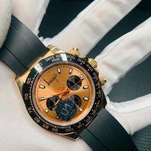 Роскошные мужские часы aaa керамический Безель сапфировое стекло
