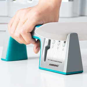 Image 4 - Aminno用ナイフ石多機能プロセットナイフ研ぎはさみknive