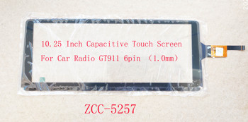 10.25 Inch Capacitive Touch Screen Digitizer sensor For Benz Audi BMW ZCC-5257 image