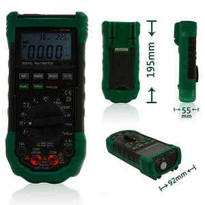 Image 5 - Original  Mastech MS8229 5 in1 Auto Range Digital Multimeter Multifunction Lux Sound Level Temperature Humidity Tester Meter