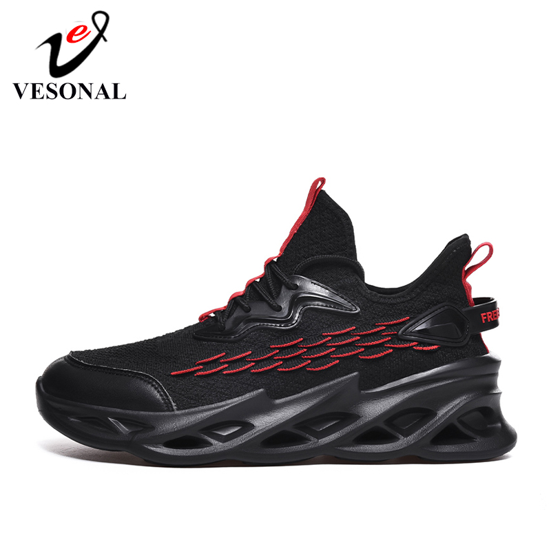 Chic Mens Vapormax Casual Sneakers Running Sports Designer Trainer Shoes Comfort