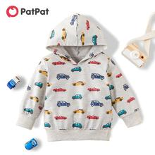 Hoodie Sweatshirts Toddler Trendy Baby Boy New And Patpat Autumn Spring for Kids