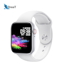 цена на T89 Smart Watch Men Women Bluetooth Smartwatch Fitness Heart Rate Blood Pressure Monitor IP67 Sport Watch For iOS Android Phone