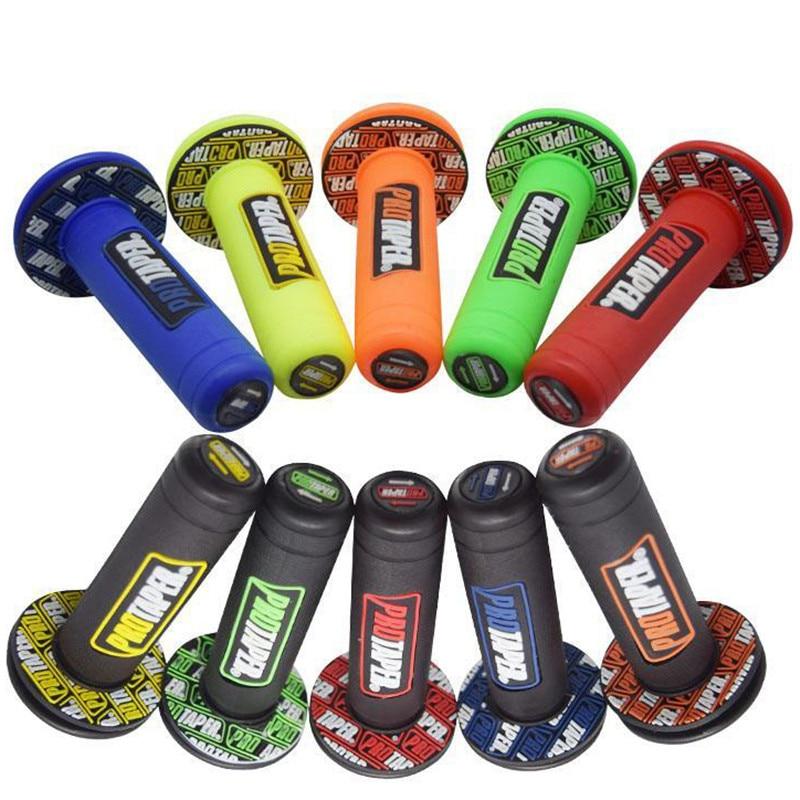 Motocross Hand Bar Grip Gel Handle Bar Rubber 7/8