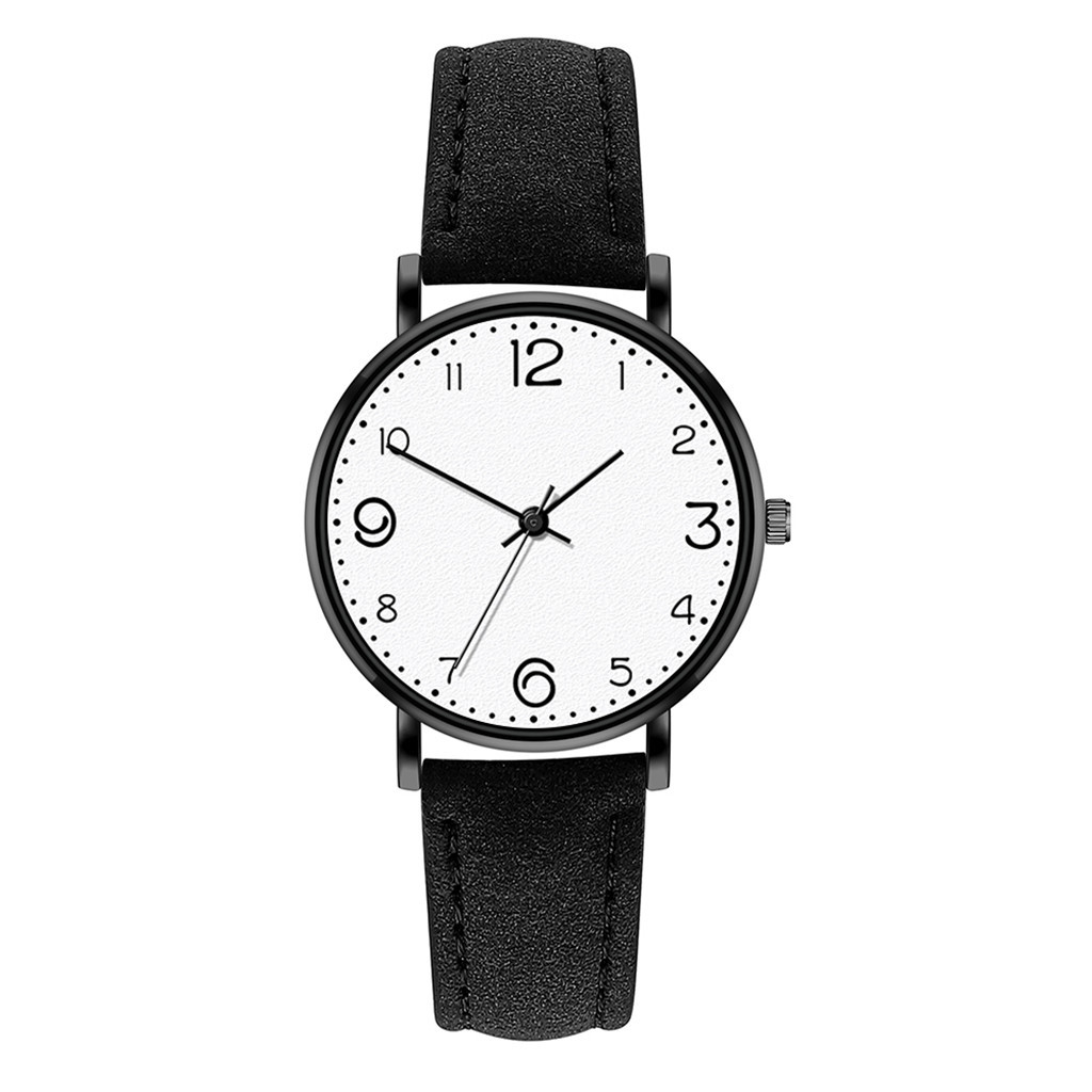 DUOBLA Luxury Women Watches Fashion Quartz Wristwatches Brand Ladies Watch Women Leather Strap Wristwatches Watch Geneva