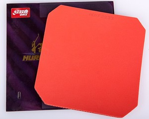 Image 5 - DHS Hurricane 3 50 3 50  sponge Pips in (PingPong) Rubber With Sponge Malong Xuxin backhand