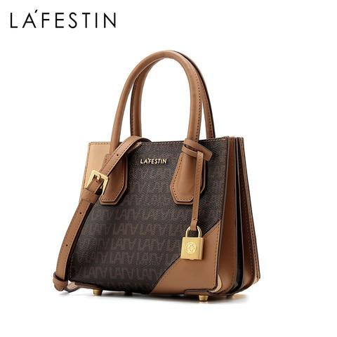 LAFESTIN brand women bag 2019 autumn new luxury handbag fashion shoulder bags crossbody bags for ladies Karachi