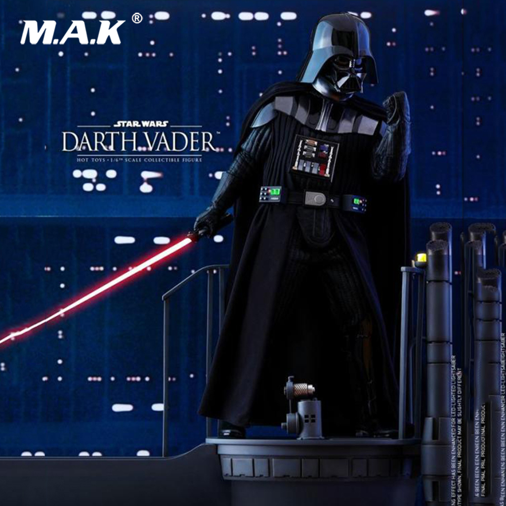 Hot Toys Mms452 In Stock 1 6 Star Wars 5 Episode V The Empire Strikes Back Samurai Darth Vader Full Set Action Figure Doll Fans Aliexpress