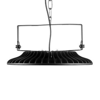 300W UFO LED High Bay Light Fixture 14000lm 6500K Daylight Industrial Commercial Bay Lighting for Warehouse Workshop