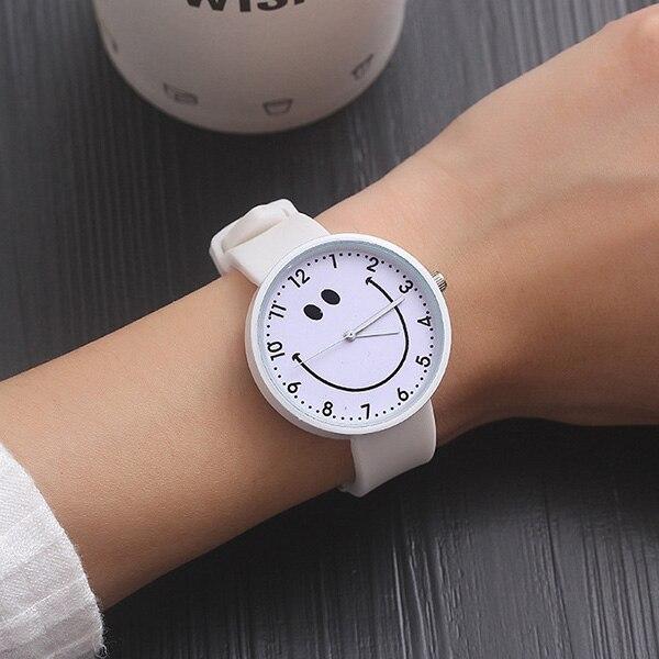 2020 New Silicone Watch Ladies Watch Women's Top Fashion Quartz Watch, Women's Clock Women's Hour Relog Montre Femme