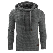 2021 мужские свитера длиной до бедра с осень зима теплый вязаный