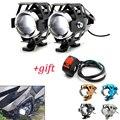Pour Yamaha MT07 MT09 MT10 mt 07 09 10 mt-07mt-09 mt-10 Moto lumière led phare Lampe Auxiliaire U5 PROJECTEUR Moto Lumière