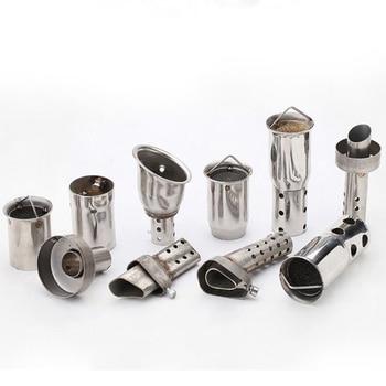 Motorcycle Exhaust Muffler Adjustable Escape Silencer For benelli f 650 gs k1200rs k1300s f850gs r1150r r1100rt g 310 gs