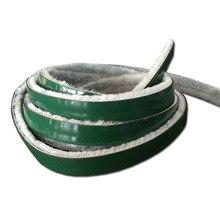 Self adhesive Wool Pile Weather Strip Bristles Door Window Seal 7x5mm 10x10mm 11x10/12/13/20mm 12x15mm 18x8mm 20x7/10/15mm Gray