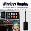 JIUYIN Apple carplay беспроводной android auto Smart Link USB ключ для автомобиля Android навигационный плеер carplay телефонное соединение