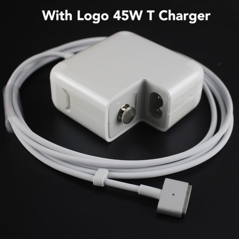 T-tip 45W 14.85V Laptop Power Adapter Charger For Apple Macbook Air 11'' 13'' Reina Display A1436 A1465 A1466(China)