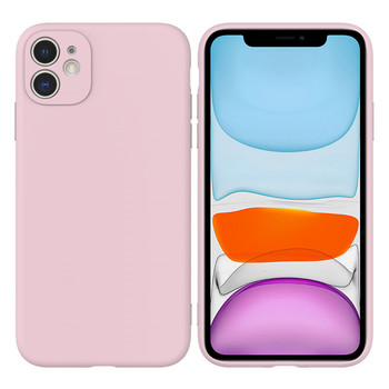 Matte Phone Cases For SE 2020 iPhone 11 Pro MAX Case Candy Color Soft TPU Phone Cases For iPhone 6 6S 7 8 Plus X XS MAX XR plating tpu phone case for iphone 11 pro max 6 7 8plus xs max xr soft silicone upscale phone cases mobile phone accessories