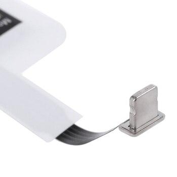Para Iphone 5 5S 6 6s 6 6s 7 Plus receptor cargador inalámbrico bobina, Ipad Mini inteligente Qi alfombrilla de adaptador de carga inalámbrica para Samsung