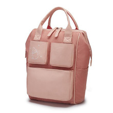 Torby do wózka dla mam dziecko wielofunkcyjny plecak dla mamy na pieluchy dla niemowląt torba podróżna duża torebka dla wózka dziecięcego wodoodporna BSY004 tanie tanio Nylon zipper 26cm (30 cm Max Długość 50 cm) 37cm Stałe 17cm 0 85kg